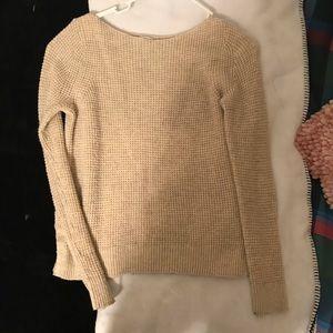 GAP Creme Soft Sweater